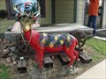 Image for Mardi Gras Deer - Llano, TX