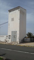 Image for Transformer sub-station tower, Puerto de las Nieves - Canary Islands