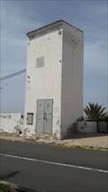 Image for Transformer sub-station tower, Puerto de las Nieves - Canary Islands