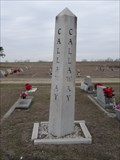 Image for Callaway - Rice Cemetery - Rice, TX