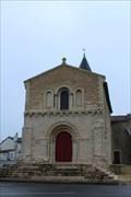 Image for Église Notre-Dame - Genouillé (Vienne), France