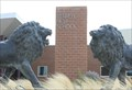 Image for A J Terrel High School (Blanchard HS) Lions mascot, Blanchard OK