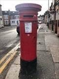 Image for Victorian Pillar Box - Station Road - Walthamstow - London - UK