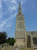 Image for Bell Tower, St. Peter's, Oundle, Northamptonshire, England