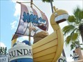 Image for Hagar the Horrible - Universal's Islands of Adventure, Orlando, FL.