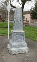 Image for Civil War Monument, Brownsville, Oregon