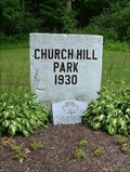 Image for Time Capsule - Liberty Township Ohio - Churchhill Park