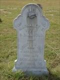 Image for Margaret E. Arnold - Baker Cemetery - Tolosa, TX