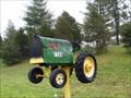 Image for Large Farm Tractor Mailbox - Hillsboro, Illinois