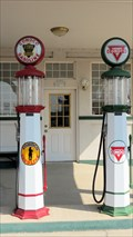 Image for Conoco Gasoline and Kerosene Pumps - Henderson, CO
