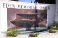 Image for Eden Memorial Park Fountain- San Fernando, CA