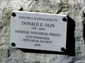 Image for Donald E. Olin - Harpursville, NY