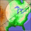 Image for ISS Sighting 14 May 2021 - El Reno, OK - Holland, MI (Site 2) - Brunete, Spain