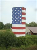 Image for The God Bless America Silo - Pulaski, New York