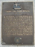 Image for Captain John Foster Williams - Boston, MA