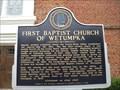 Image for First Baptist Church of Wetumpka - Wetumpka, AL
