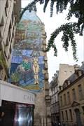 Image for Colourful Mural // Murale Colorée - Paris France
