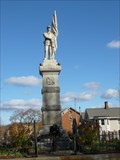 Image for 128th Regiment N.Y.S. V. Inf.  Civil War Memorial - Poughkeepsie, NY