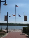 Image for Leonardtown Wharf Flags - Leonardtown MD