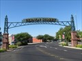 Image for East Vernon Street Arch - Roseville, CA