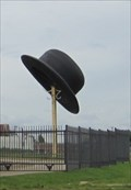 Image for The Cedars Bowler Hat -- Dallas TX