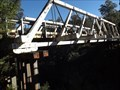 Image for Styx River Wood Truss Bridge - Jeogla, NSW, Australia