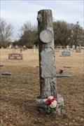 Image for George G. Smith - Oran Cemetery - Oran, TX