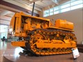 Image for D-4 Type Caterpillar Tractor - Peoria International Airport - Peoria, IL