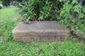 Image for Bradshaw-Killough House Carriage Block -- La Grange TX