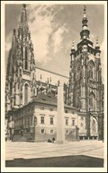 Image for St. Vitus Cathedral (III. courtyard) - Prague, Czech Republic