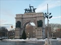 Image for Soldiers' and Sailors' Memorial Arch, Brooklyn, New York