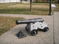 Image for Naval Cannon, George Rogers Clark National Park, Vincennes, Indiana.