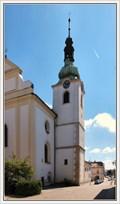 Image for TB 2405-26 Svitavy, kostel, CZ