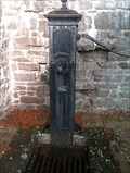 Image for Bishop Gower's Well Pump - Llanddew, Breconshire