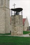 Image for Sacred Heart Catholic Church Bell Tower - White Deer, TX