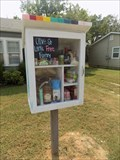 Image for Olive Street Little Free Pantry - Rogers, AR - USA