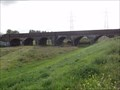 Image for Brick Railway Viaduct - Shotton, UK