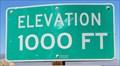 Image for Highway 190 - Furnace Creek CA - 1000'