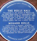 Image for The Rolls Hall - Monmouth, Gwent, Wales.