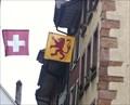 Image for Municipal Flag - Laufenburg, AG, Switzerland