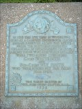 Image for Bronze tablet marking camping ground for 1838 American Indian removal - Hopkinsville - KY