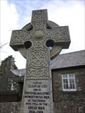 Image for Celtic Cross - Coity, Bridgend, Wales, Great Britain.