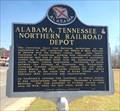 Image for Alabama, Tennessee & Northern Railroad Depot - Aliceville, AL