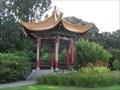 Image for Kunming Garden Pagoda. New Plymouth. New Zealand.