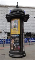 Image for Bridge Street Advertising Column  - Bradford, UK