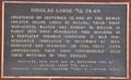 Image for Douglas Lodge #12, F& AM - 125 Years - Genoa, Nevada