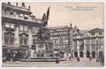 Image for Malostranské námestí s pomníkem maršála Radeckého (1913) - Praha, Czech republic