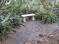 Image for Perantoni Bench - Florida Botanical Gardens - Largo, FL