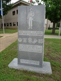 Image for Johnston County Veterans Memorial - Tishomingo, OK