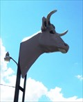 Image for Purple Cow Head - Dooms, VA